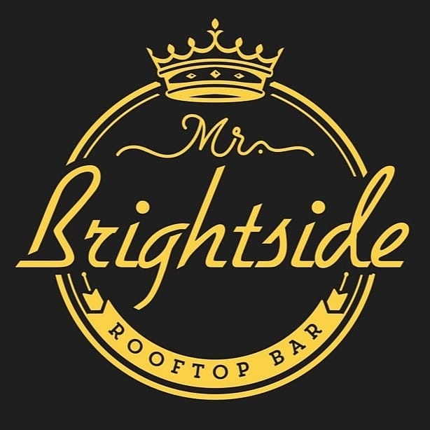 Mr.Brightside Rooftop Bar logo